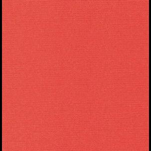 Rødorange - A1015 - Stofprøve Stofprøver - Sejl maaho