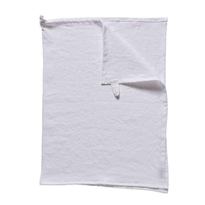 Klaki Hør Håndklæde - RESTPARTI Håndklæder maaho