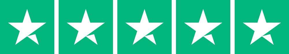 Trustpilot maaho 5 stjerner